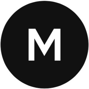 Letter M Macstickers Com